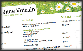 Jane Vujasin Counselling